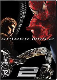 Spider-Man 2 (2004)-DVD