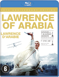 Lawrence Of Arabia-Blu-Ray
