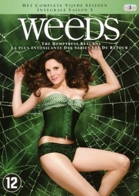 Weeds - Seizoen 5-DVD