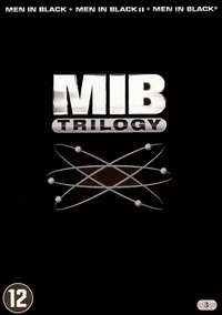 Men In Black Trilogy-DVD