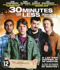 30 Minutes Or Less-Blu-Ray
