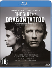 The Girl With The Dragon Tattoo-Blu-Ray