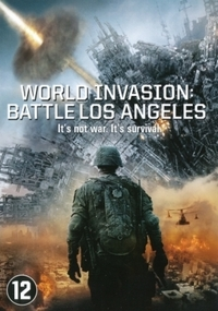 World Invasion: Battle Los Angeles-DVD