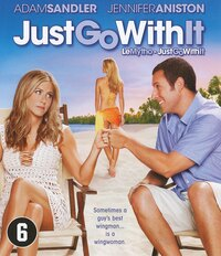 Just Go With It (Blu-Ray)-Blu-Ray