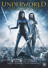 Underworld - Rise Of The Lycans-DVD