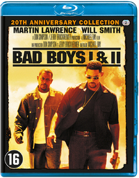 Bad Boys I & II-Blu-Ray