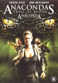 Anacondas -Trail Of Blood-DVD