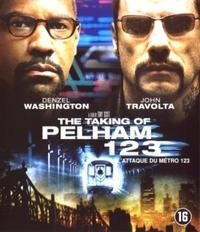 Taking Of Pelham 123-Blu-Ray