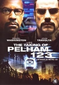 Taking Of Pelham 123-DVD