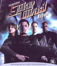 Starship Troopers 3 - Marauder-Blu-Ray