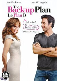 The Back-Up Plan-DVD
