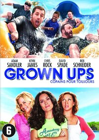 Grown Ups 1-DVD
