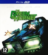 The Green Hornet (3D Blu-Ray)-3D Blu-Ray