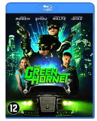 The Green Hornet-Blu-Ray