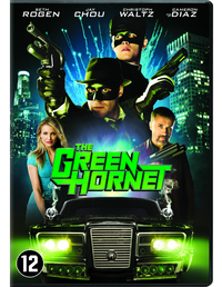 The Green Hornet-DVD
