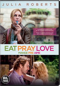 Eat Pray Love-DVD