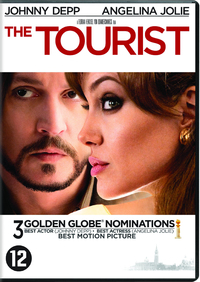 The Tourist-DVD
