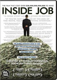 Inside Job-DVD