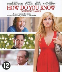 How Do You Know-Blu-Ray