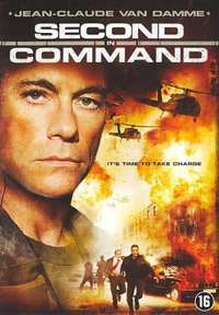Second In Command-DVD
