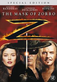 The Mask Of Zorro-DVD