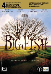 Big Fish-DVD
