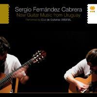 New Guitar Music From Uruguay-Umbral Duo de Guitarras-CD