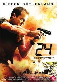 24 - Redemption-DVD
