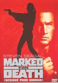 Marked For Death-DVD