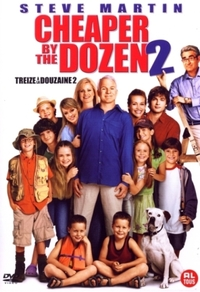 Cheaper By The Dozen 2-DVD