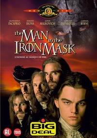 Man In The Iron Mask-DVD
