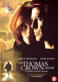 Thomas Crown Affair-DVD