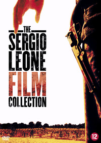 The Sergio Leone Film Collection-DVD