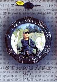 Stargate SG1 - Seizoen 2-DVD