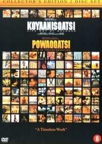 Koyaanisqatsi & Powaqqatsi-DVD