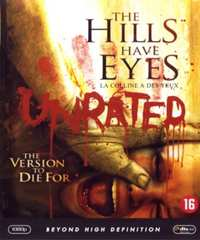 Hills Have Eyes-Blu-Ray