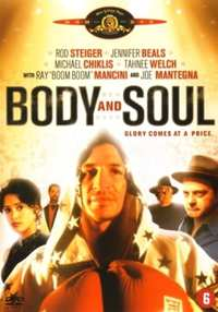 Body And Soul-DVD