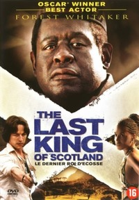 The Last King Of Scotland-DVD