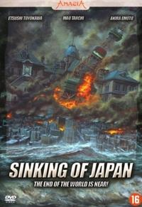 Sinking Of Japan-DVD