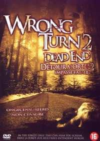 Wrong Turn 2-DVD