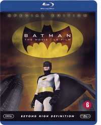 Batman The Movie-Blu-Ray
