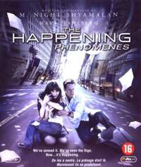The Happening-Blu-Ray