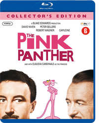 The Pink Panther-Blu-Ray