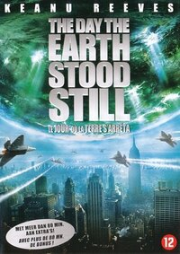 Day The Earth Stood Still-DVD