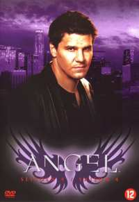 Angel - Seizoen 4-DVD