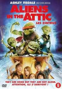 Aliens In The Attic-DVD