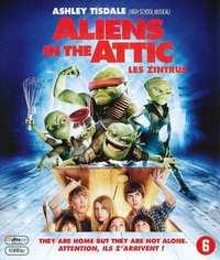 Aliens In The Attic-Blu-Ray