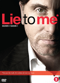 Lie To Me - Seizoen 1-DVD