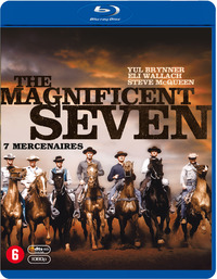 The Magnificent Seven (1960)-Blu-Ray