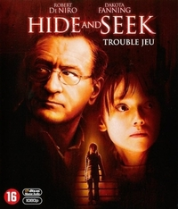 Hide And Seek-Blu-Ray
